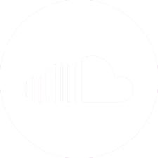 white soundcloud button